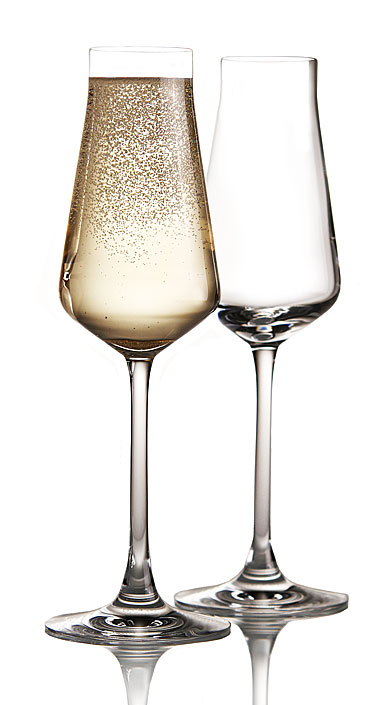 Chateau Baccarat Champagne Flutes