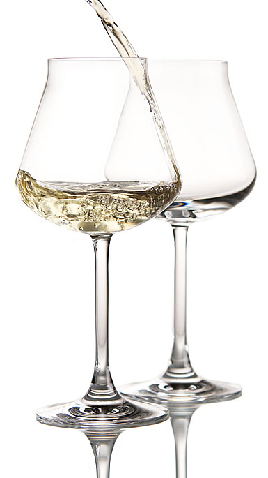 Chateau Baccarat White Wine, Boxed set of 2
