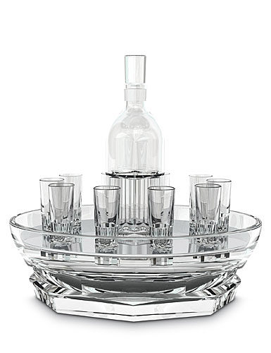 Baccarat Abysse Vodka Set