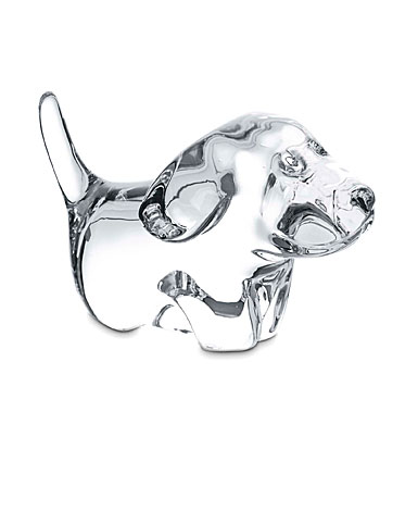 Baccarat Minimals Dog