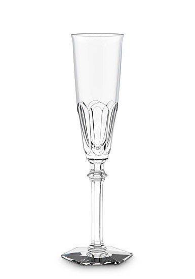 Baccarat Harcourt Eve Champagne Flute, Single