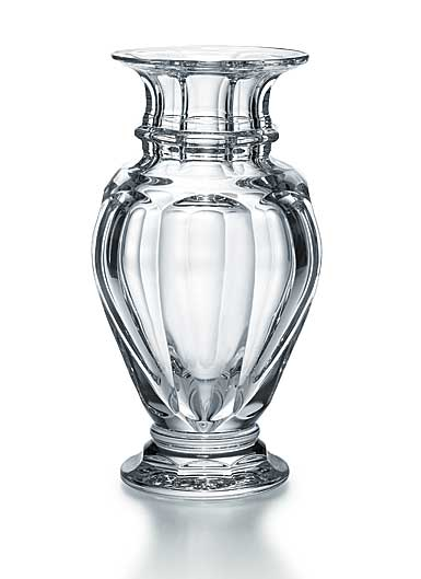 Baccarat Harcourt Medium Baluster Vase, Clear