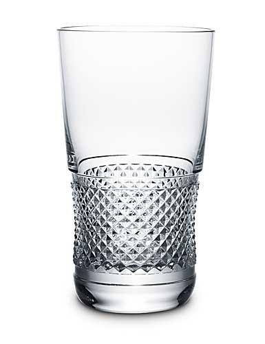 Baccarat Diamant Highball Glass, Single