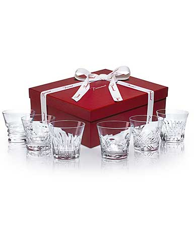 Baccarat Assorted Tumbler No. 3, Set Of 6