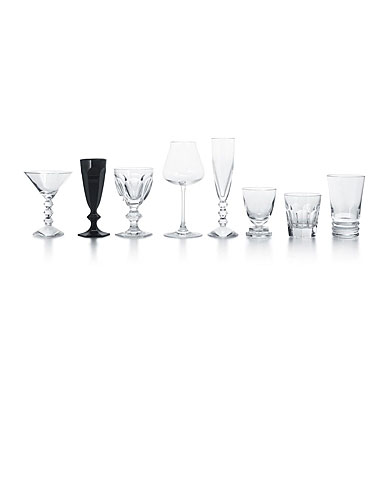 Baccarat Cocktail Boxed Set Of Eight Glasses, Limited Edition of 200