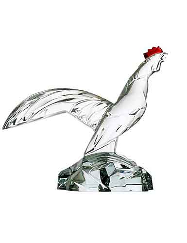 Baccarat Heritage Rooster, Limited Edition of 88