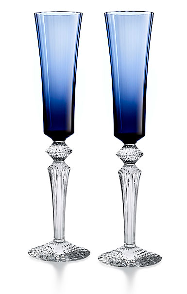 Baccarat Mille Nuits Flutissimo Midnight, Pair
