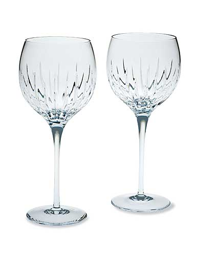 Reed and Barton Soho Oversize Balloon Wine, Pair