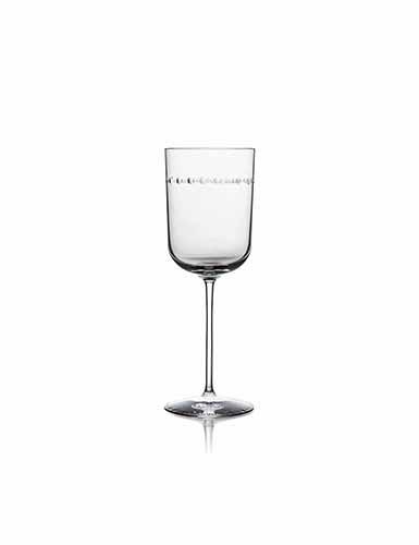 Michael Aram Hammertone Wine Glass, Pair