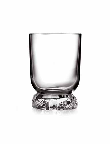 Michael Aram Rock DOF Glass, Single