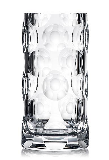 """Rogaska Dots Vase 13"""""""