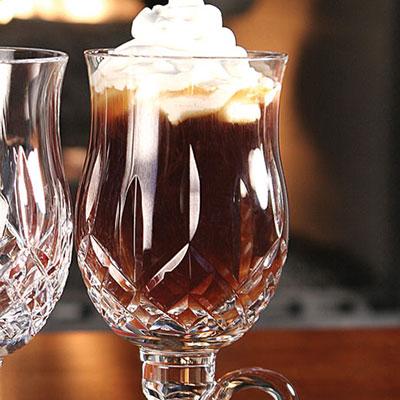 Waterford Lismore Irish Coffee, Pair
