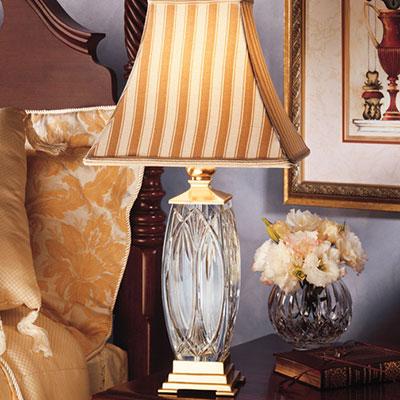 """Waterford Finn 26"""" Lamp"""