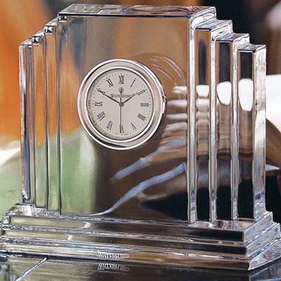 Waterford Metropolitan Medium Clock