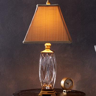 """Waterford Finn 19"""" Lamp"""