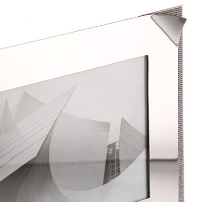 "Swarovski Ambiray Picture Frame, 5x7"""