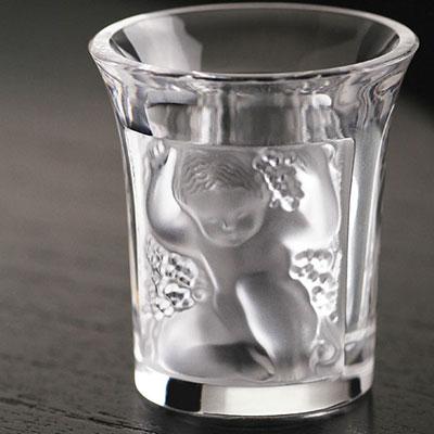 Lalique Enfants Liqueur Shot Glass, Single