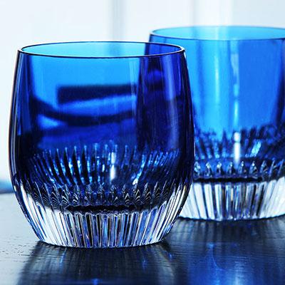 Waterford Mixology Argon Blue DOF, Pair