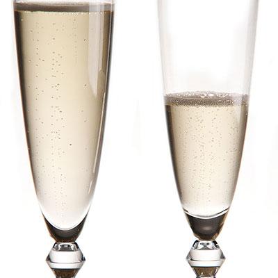 Baccarat Vega Flutissimo Clear Flute, Single