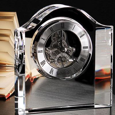 Cashs Manach Large Desk Clock