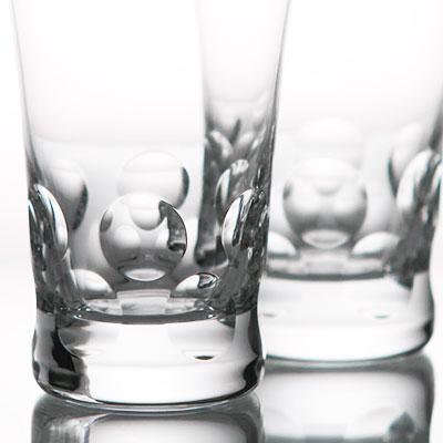 Baccarat Beluga Highball Glasses, Pair