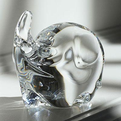 Baccarat Minimals Little Elephant