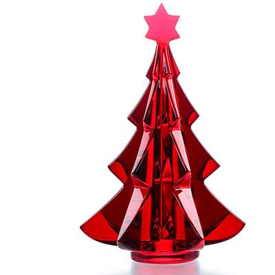 Baccarat 2017 Noel Fir Tree, Red