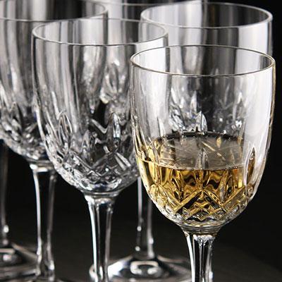 Waterford Lismore Encore White Wine, Boxed Set 5+1 Free