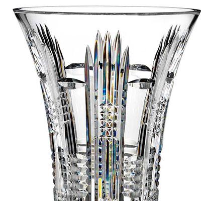 """Waterford House of Waterford Dungarvan 10"""" Vase"""
