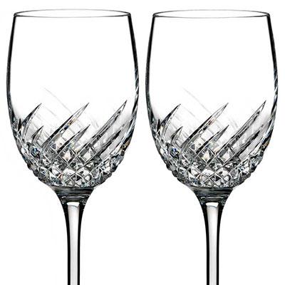Waterford Essentially Wave Wine, Pair