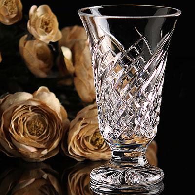 """Waterford Wave 6"""" Vase"""