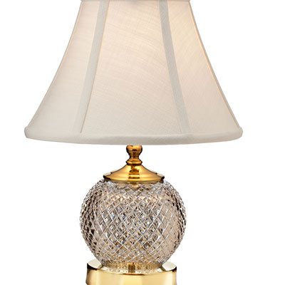 """Waterford Alana 14 1/2"""" Accent Lamp"""