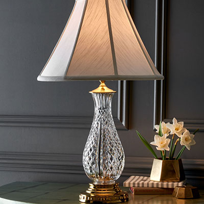 """Waterford Ashbrooke 27 1/2"""" Table Lamp"""