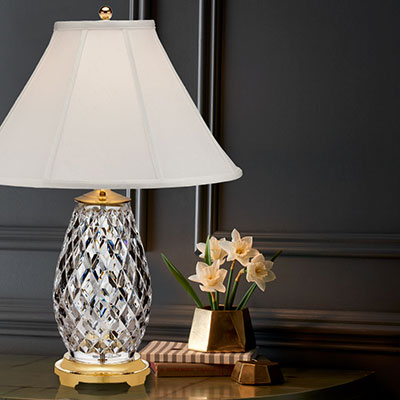 "Waterford Diama 28"" Table Lamp"