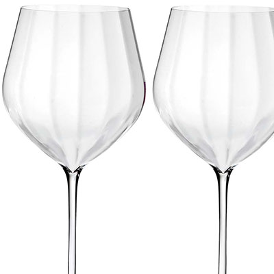 Waterford Elegance Optic Cabernet Sauvignon, Pair