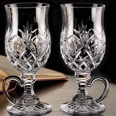 Waterford Huntley Irish Coffee Glasses, Pair