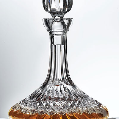 Waterford Lismore Ships Decanter
