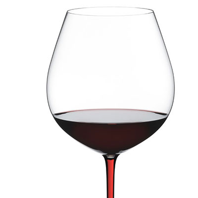 Riedel Fatto A Mano Old World Pinot Noir, Red