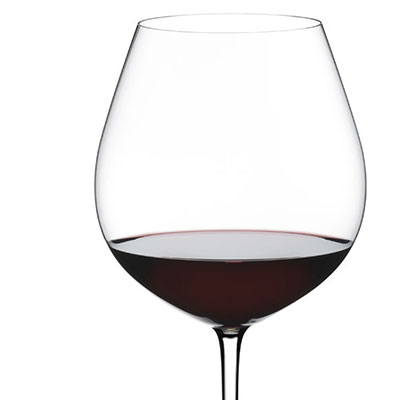 Riedel Fatto A Mano Old World Pinot Noir, White