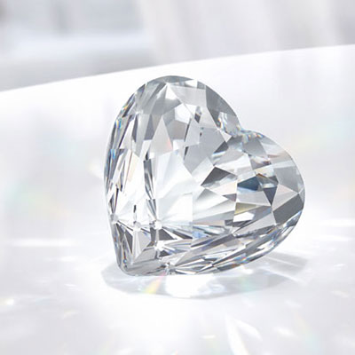 Swarovski Brilliant Heart