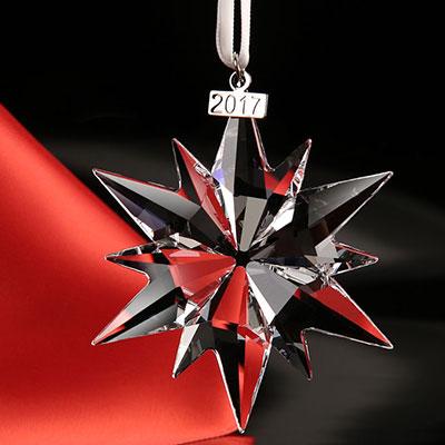 Swarovski Annual Edition 2017 Crystal Star Ornament