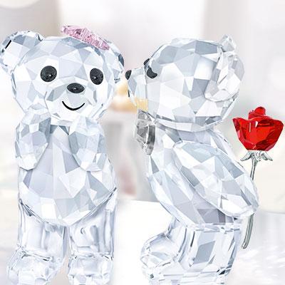 Swarovski Kris Bears, A Lovely Surprise