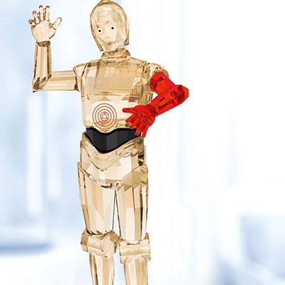 Swarovski Disney Star Wars C-3PO