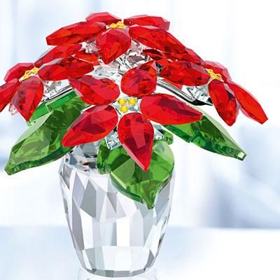 Swarovski Poinsettia, Large