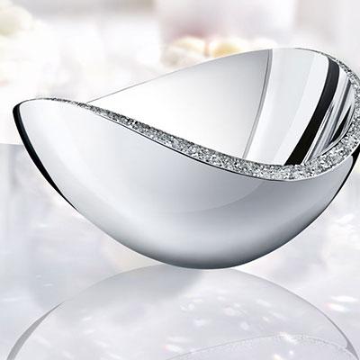 Swarovski Minera Decorative Bowl, Medium