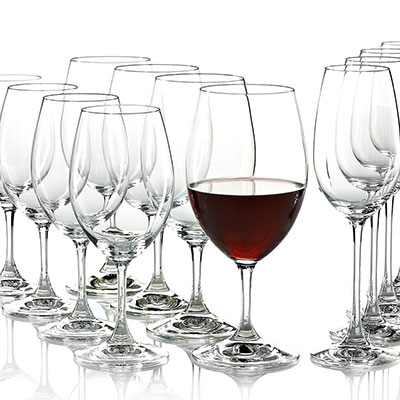 Riedel Ouverture Red Wine, White Wine, Champagne Buy 9 Get 12 Gift Set