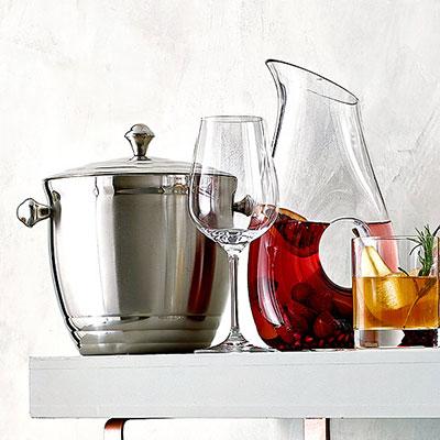 Lenox Tuscany Classics Stainless Ice Bucket