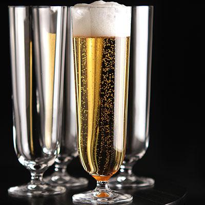 Orrefors Beer Pilsner Set of Four