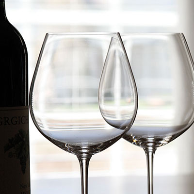 Riedel Vinum Burgundy, Pinot Noir, Pair