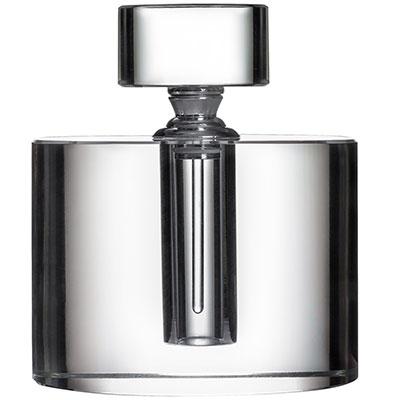 Orrefors Ice Oval Perfume Bottle
